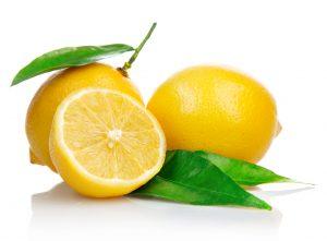citrónom proti akné