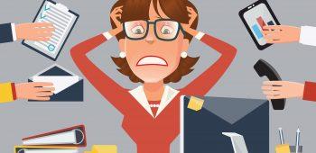 Vznik akné zo stresu